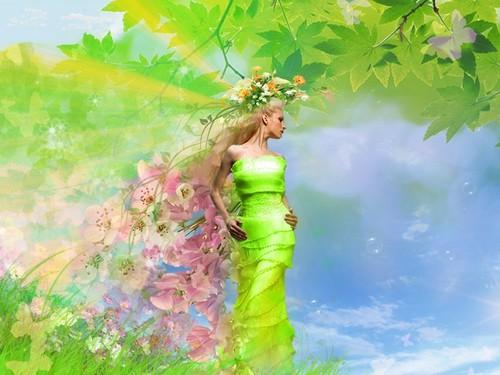 A Springtime Fairy For Princess ♥