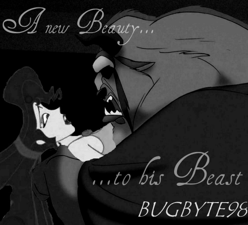 Disney crossover karatasi la kupamba ukuta containing anime titled A new Beauty to the Beast