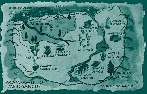 Acampamento Meio -Sangue - percy-jackson-and-the-olympians-saga Photo
