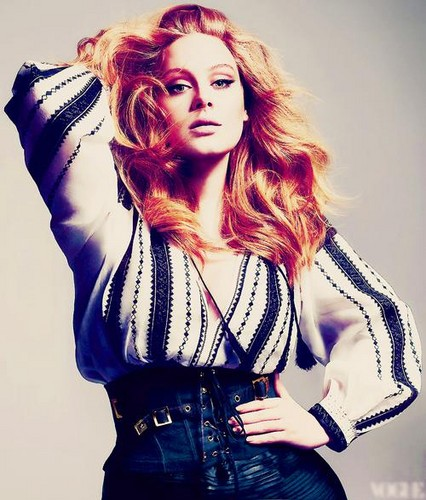 Adele Hintergrund possibly containing a hip boot called Adele♥