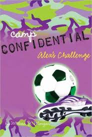 Alex's Challenge (Camp Confidential #4)