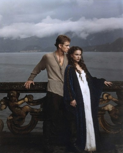 Anakin&Padme - anakin-and-padme Photo