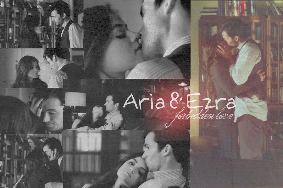 Aria&Ezra!
