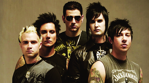 Avenged Sevenfold wallpaper containing sunglasses titled Avenged Sevenfold
