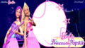 Barbie the Princess and The Popstar frame