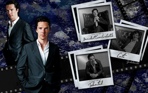 Benny Wallpaper - benedict-cumberbatch Wallpaper