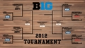 Big Ten 2012 Tournament Bracket  - ohio-state-football wallpaper