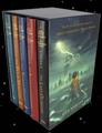 Books Percy Jackson