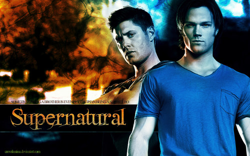 Brotherly love.. - supernatural Wallpaper