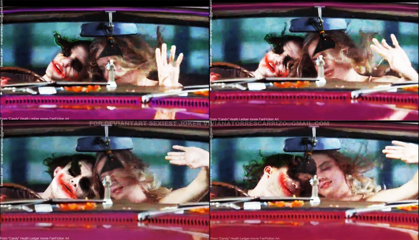 Car Scene 1 Joker Candy