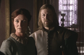 Catelyn and Eddard Stark