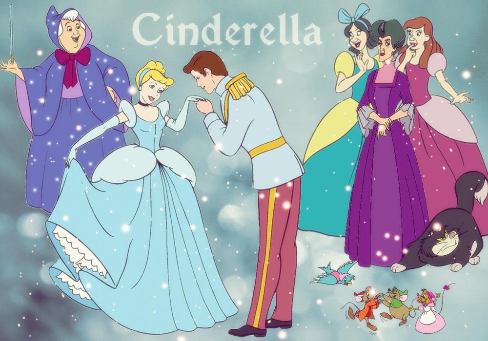 High Resolution Photo of Disney Princess Cinderella