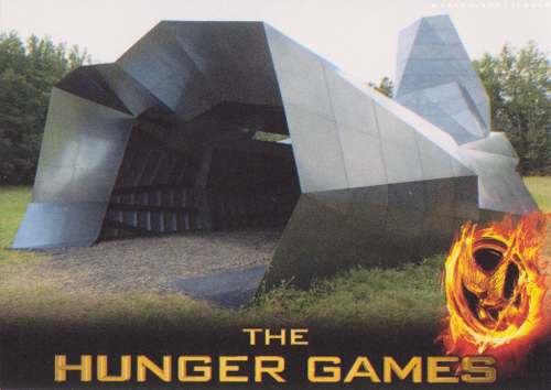 The Hunger Games Movie wallpaper entitled Cornucopia