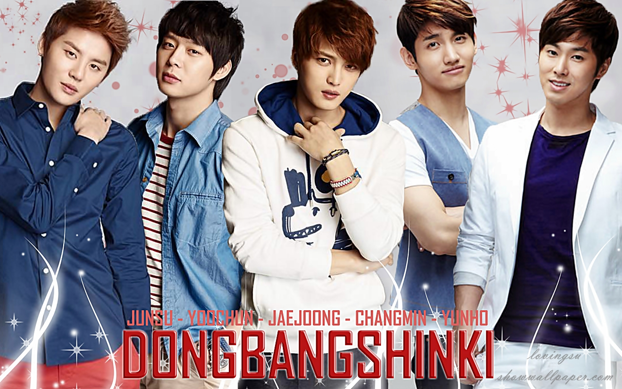 DBSK  DBSK Wallpaper 29509860  Fanpop