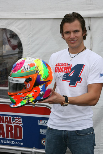 "Daniel Clive ""Dan"" Wheldon (22 June 1978 – 16 October 2011"