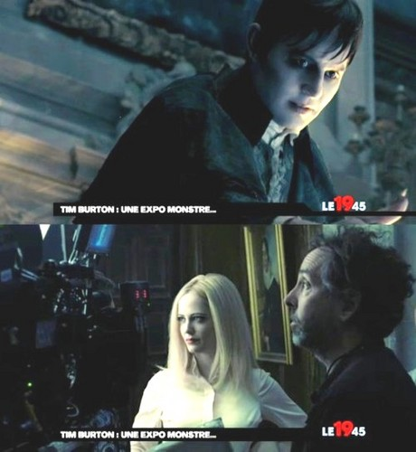 Dark Shadows new