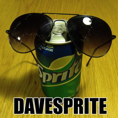 dave strider sprite Dave     Sprite  - dave-strider PhotoDave Strider Sprite