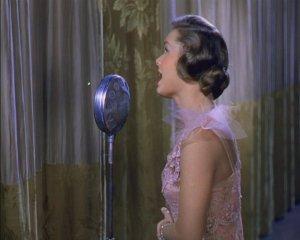 Debbie in Singin in the Rain