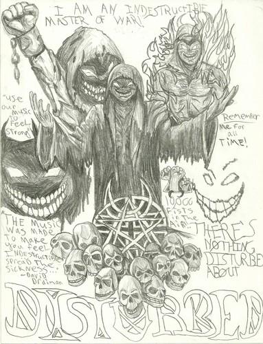 Disturbed Tribute!!!