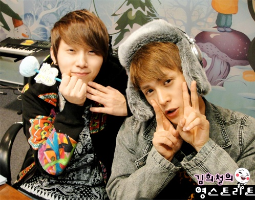 Dongwoon and Junhyung