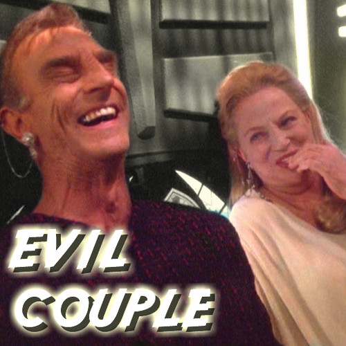 Dukat and Kai Winn