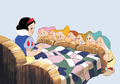 Dwarfs noses - snow-white-and-the-seven-dwarfs photo