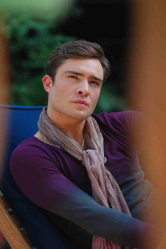 Ed Westwick wallpaper possibly containing a portrait entitled Ed Westwick x PENSHOPPE