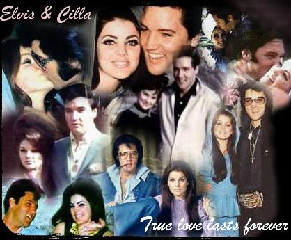 Elvis & Priscilla ♥