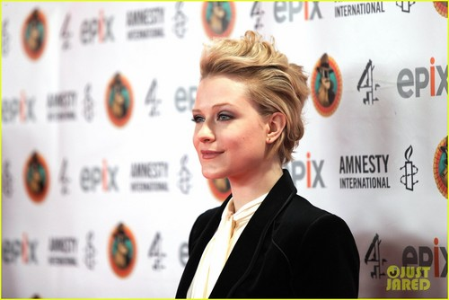 Evan Rachel Wood: Amnesty International's Secret Policeman's Ball - evan-rachel-wood Photo