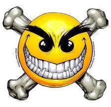 Evil Smile!