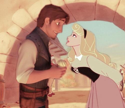Flynn and Aurora