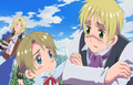 France and England - hetalia-couples screencap