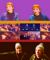 Fred and George - fred-and-george-weasley fan art