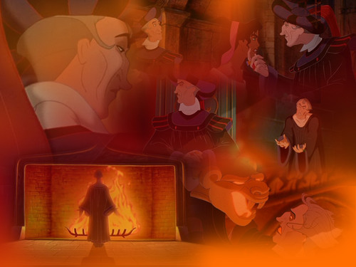 Frollo wallpaper