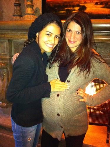 Genevieve and Nicole Tubiola