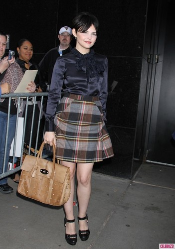 Ginnifer Goodwin on 'Good Morning America'