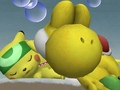 Yoshi and Pikachu - Good Friends - yoshi screencap