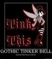 Goth Tink - goth-cartoon-characters photo