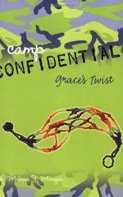 Grace's Twist (Camp Confidential #3)