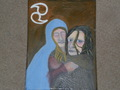 Grima Wormtongue & His Mom - brad-dourif fan art