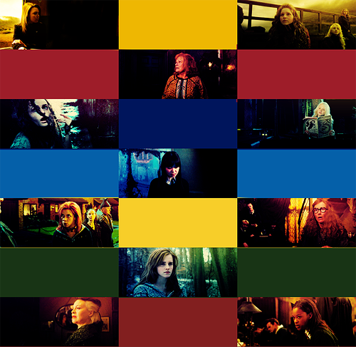 HP Female characters