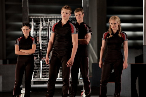 HQ Pic of the Hunger Games Career Tributes