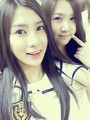 Ha Young/YooKyung  - a_-pink photo