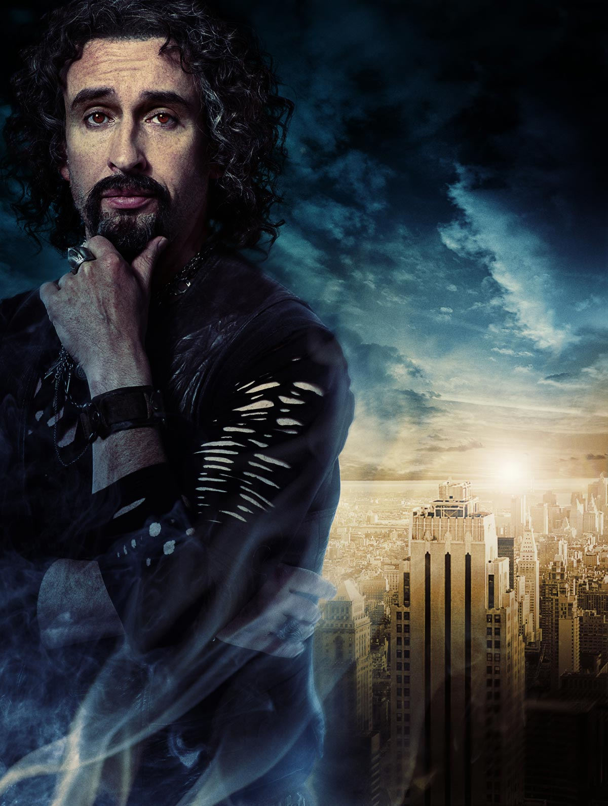 Hades - Percy Jackson & the Olympians Saga Photo (29546333 ...