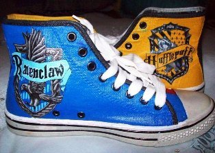 Harry potter Converse