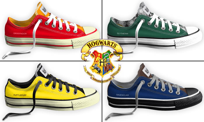 b52e12ea1a8397 Harry Potter wallpaper with a running shoe entitled Harry potter Converse