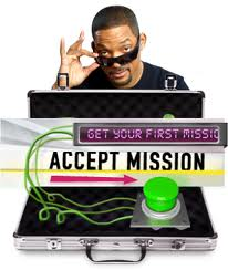 Have You Accepted Your Mission?