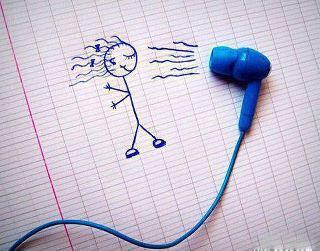 Headphone blower