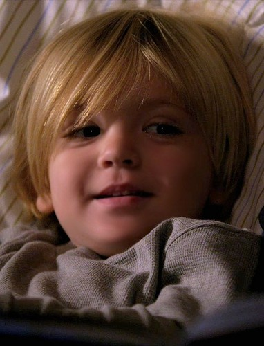 Criminal Minds: Jack and Henry wallpaper probably containing a neonate titled Henry
