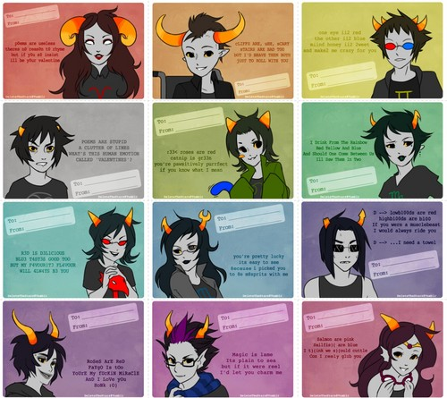 Homestuck fond d'écran called Homestuck